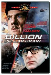 Billion Dollar Brain (1967) 1080p Poster