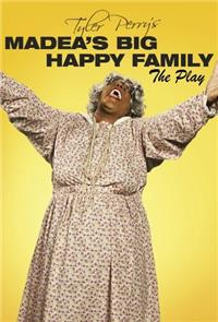Madea's Big Happy Family The Play (2010) 1080p Poster