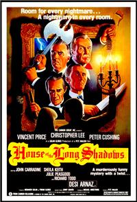 House of the Long Shadows (1983) Poster
