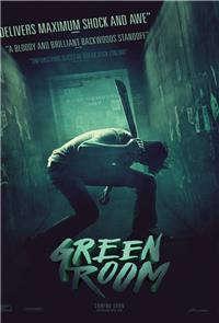 Green Room (2016) 1080p Poster