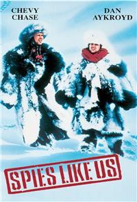 Spies Like Us (1985) 1080p Poster