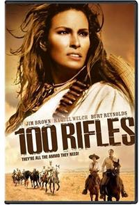 100 Rifles (1969) 1080p Poster
