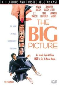 The Big Picture (1989) Poster