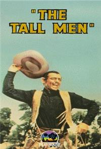 The Tall Men (1955) Poster