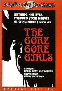 The gore gore girls (1972) 1080p Poster