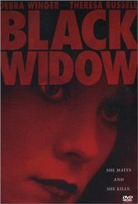 Black Widow (1987) 1080p Poster