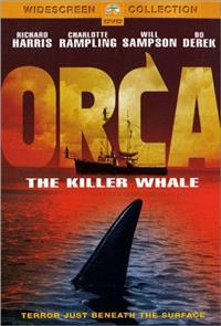 Orca - The Killer Whale (1977) Poster