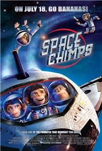 Space Chimps (2008) Poster