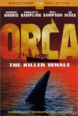 Orca - The Killer Whale (1977) 1080p Poster