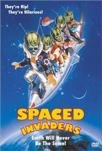 Spaced Invaders (1990) 1080p Poster