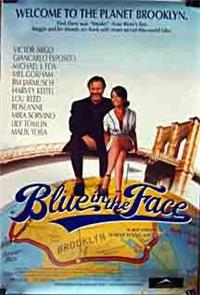 Blue in the Face (1995) Poster