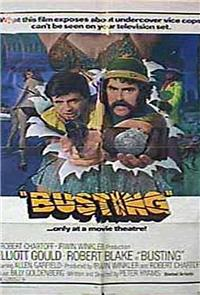 Busting (1974) Poster