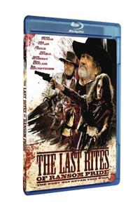 The Last Rites of Ransom Pride (2010) Poster