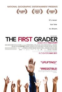 The First Grader (2011) 1080p Poster