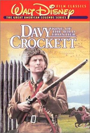 Davy Crockett, King of the Wild Frontier (1955) 1080p Poster