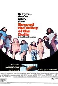 Beyond the Valley of the Dolls (1970) 1080p Poster