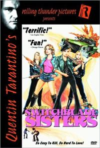 Switchblade Sisters (1975) Poster
