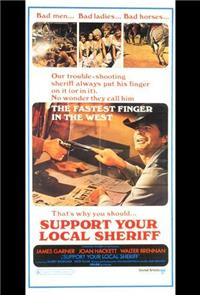 Support Your Local Sheriff! (1969) 1080p Poster