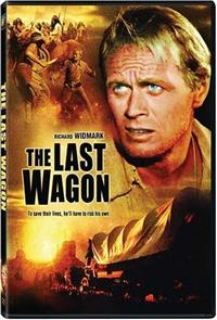 The Last Wagon (1956) 1080p Poster