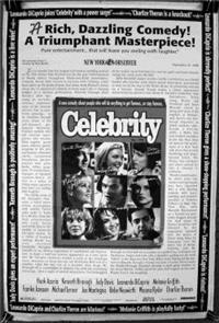 Celebrity (1998) 1080p Poster