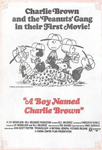 A Boy Named Charlie Brown (1969) Poster