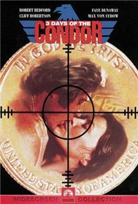 Three Days of the Condor (1975) Poster