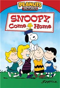 Snoopy, Come Home (1983) Poster