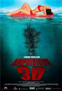 Amphibious: Creature Of The Deep (2011) Poster