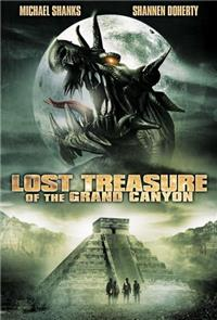 The Lost Treasure of the Grand Canyon (2008) 1080p Poster