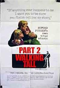 Part 2 Walking Tall (1975) Poster