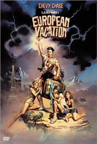 National Lampoon's European Vacation (1985) 1080p Poster