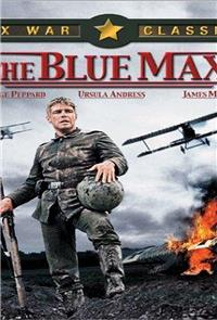 The Blue Max (1966) 1080p Poster