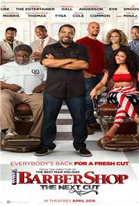 Barbershop: The Next Cut (2016) 1080p Poster
