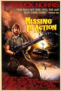 Missing in Action (1984) Poster