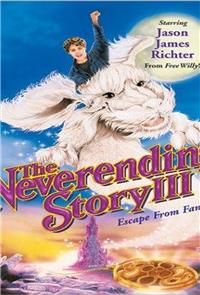 The NeverEnding Story III (1996) Poster