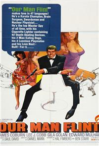Our Man Flint (1966) Poster