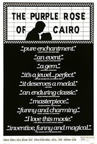 The Purple Rose of Cairo (1985) 1080p Poster