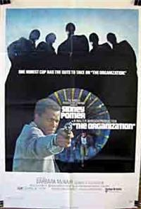 The Organization (1971) 1080p Poster