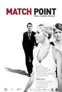Match Point (2005) Poster