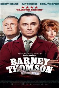 The Legend of Barney Thomson (2016) Poster