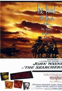 The Searchers (1956) 1080p Poster