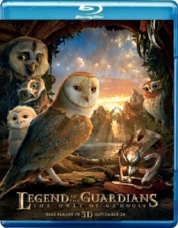 Legend of the Guardians (2010) Poster