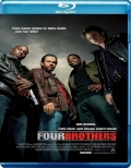 Four Brothers (2005) Poster