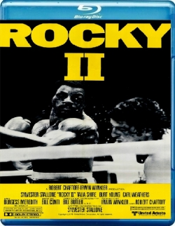 Rocky II (1979) Poster