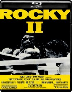 Rocky II (1979) 1080p Poster