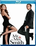 Mr. & Mrs. Smith (2005) Poster