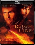 Reign of Fire (2002) 1080p Poster