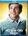 The 40 Year Old Virgin (2005) Poster