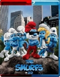 The Smurfs (2011) 3D Poster