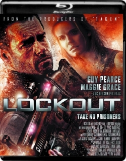 Lockout (2012) 1080p Poster